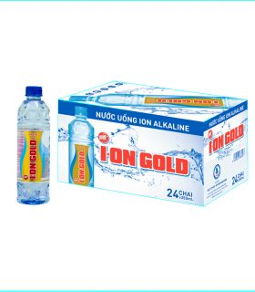 ION GOLD 350ml ( 10 tặng 1)