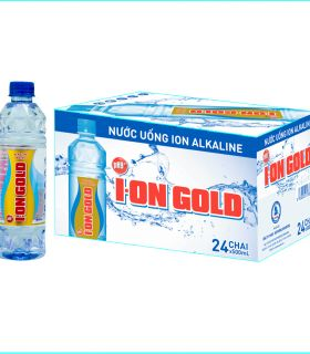 ION GOLD 500ML ( 10 tặng 1)